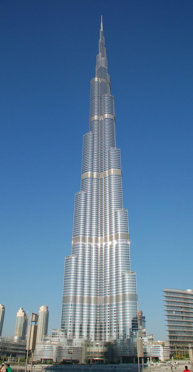 билеты на башню халифа в Дубае